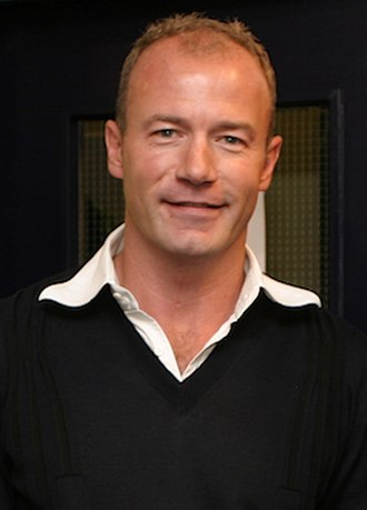 Premier League - Alan Shearer is the top scorer in Premier League history.