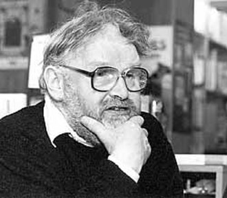 Alasdair Gray - Image: Alasdair Gray (1994) by Guenter Prust