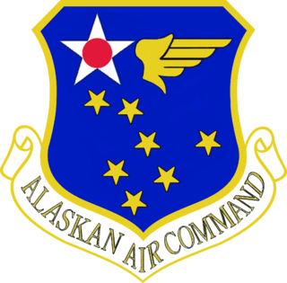 Alaskan Air Command 1945-1990 United States Air Force major command, predecessor of the Eleventh Air Force