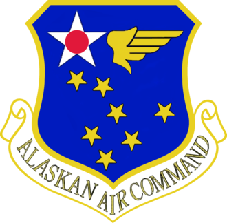 10th Air Division - Image: Alaskan Air Command