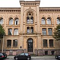 Albrechtstraße 7 (Magdeburg-Altstadt).Gebäude Brandenburger Straße.Westfassade.2.ajb.jpg