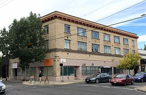National Register of Historic Places listings in Northeast Portland, Oregon - Image: Alco Apartments Portland Oregon