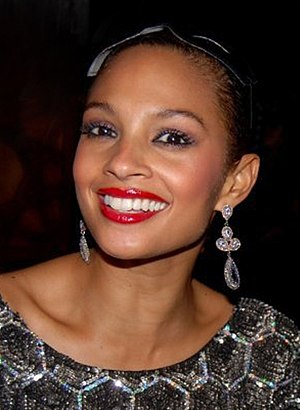 Alesha Dixon - Alesha Dixon at the Tup Tup Palace nightclub in Newcastle upon Tyne, UK in 2009