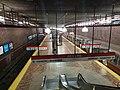 Alewife platform from east escalators (1), November 2019.jpg