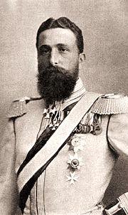 Alejandro I, primer dirigente de la Bulgaria moderna, designado por el Tratado de Berlín de 1878