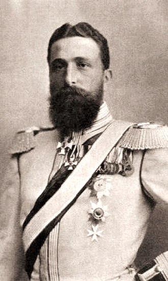 Principality of Bulgaria - Image: Alexander von Battemberg