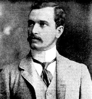 Coolangatta, New South Wales - Alexander Hay, circ 1896, owner of Coolangatta Estate on the Shoalhaven River from 1909 to 1941