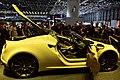 Alfa Romeo 4C Spyder at Geneva Motor Show 2015 (Ank Kumar) 05.jpg