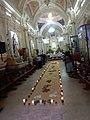 Alfombra del Tránsito de María en Iglesia de San Mateo en Tepetitla, Tlaxcala.jpg