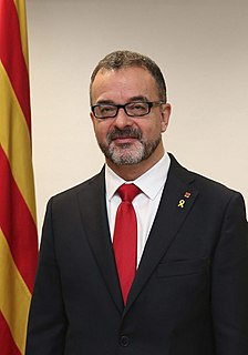 Spanish writer and politician