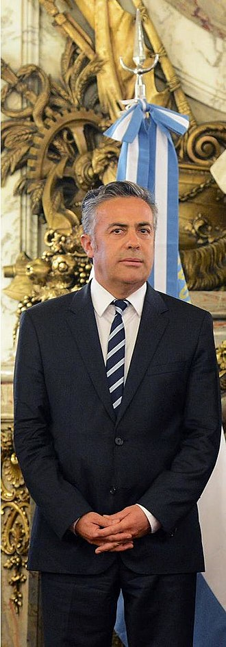 Alfredo Cornejo (politician) - Image: Alfredo Cornejo 2