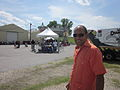 Algiers RiverFest 2012 Evan Christopher.JPG