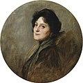 Alice Barbi, Baronesse von Wolff Stomersee, by Philip Alexis de László (1869-1937).jpg