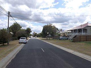 Silkstone, Queensland Suburb of Ipswich, Queensland, Australia