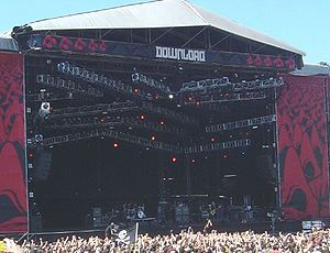 Download Festival - Alice in Chains at Download Festival 2006
