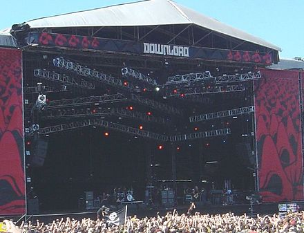 Alice in Chains at Download Festival 2006 Alice in Chains.jpg
