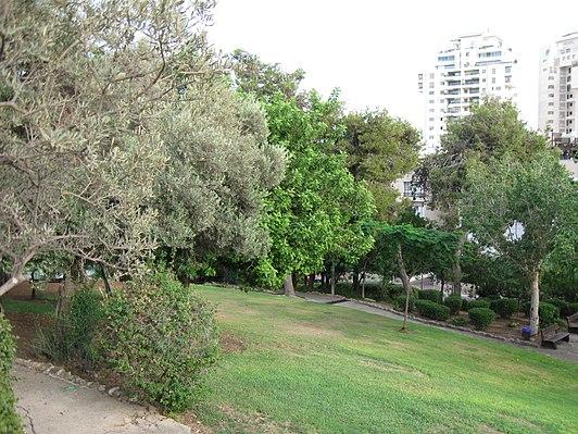 HaAliya HaShniya Garden