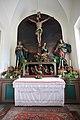 Altar der Allerseelenkapelle in der Pfarrkirche von Wolfsberg.JPG