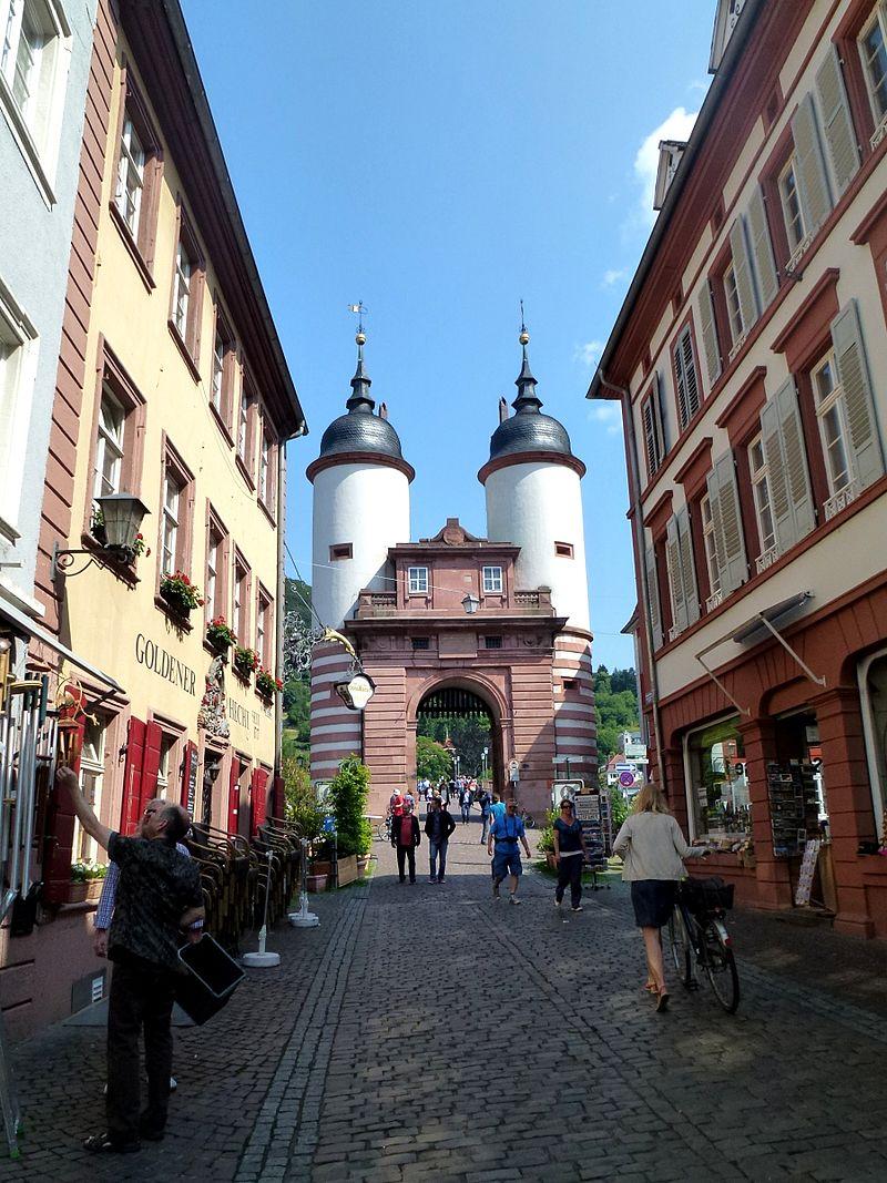 Alte Br%C3%BCcke Heidelberg Germany - panoramio.jpg