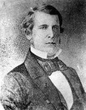 Alvan Wentworth Chapman - Alvan Wentworth Chapman, circa 1855