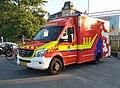 Ambulance Luxembourg, Mercedes-Benz Sprinter, Shueberfouer 2019.jpg