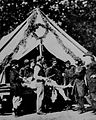 Amputation being performed in a hospital tent, Gettysburg, July 1863.jpg