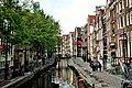 Amsterdam, the Oudezijds Achterburgwal.jpg