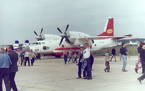 An-32 (航空機) - Wikiwand