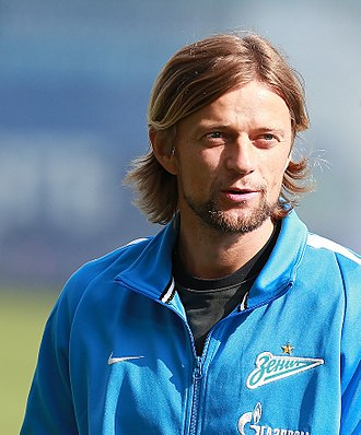 Anatoliy Tymoshchuk - Tymoshchuk coaching Zenit St. Petersburg in 2017