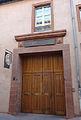 Ancien hôpital Larrey, entrée du Conservatoire, Toulouse.jpg