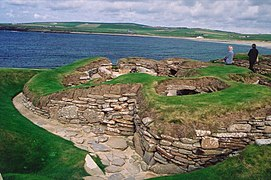 Ancient ruin, Skara Brae, Scotland.jpg