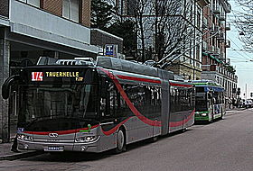 Image illustrative de l'article Trolleybus d'Ancône