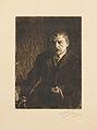 Anders Zorn - Self-portrait I (etching) 1904.jpg