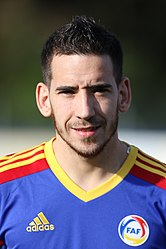 Andorra national football team - Cristian Martínez (001).jpg