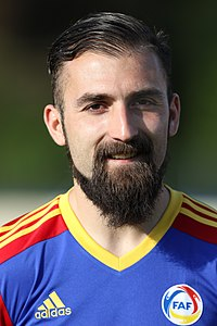 Andorra national football team - Jordi Rubio (001).jpg