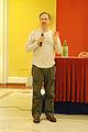 André Bormanis, 2010, Deepcon 11.jpg