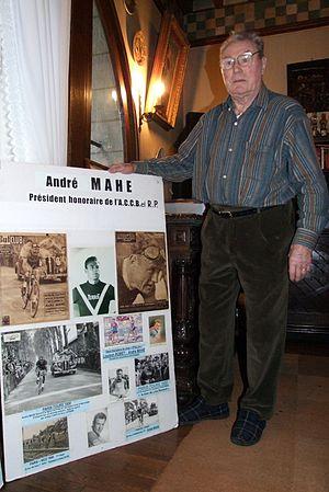 André Mahé - Mahé in 2007