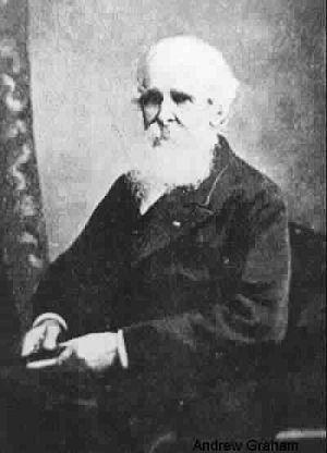 Andrew Graham (astronomer)