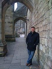 Andrew Godefroy in 2009.jpg