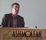Andrew Robinson, Ashmolean Museum, Oxford.jpg