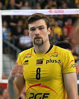 Andrzej Wrona Polish volleyball player