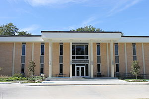 Angelina College - Angelina College Administration Building