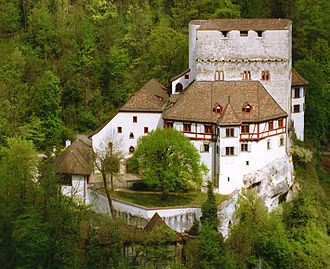 Duggingen - Angenstein Castle