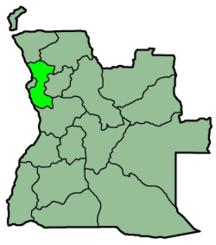 Provinz Bengo