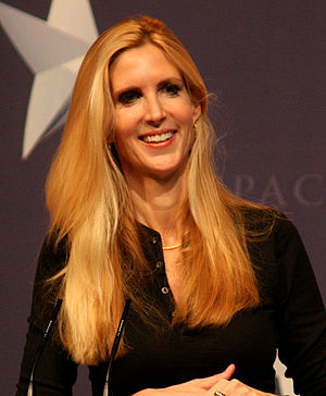 Women in conservatism in the United States - Ann Coulter