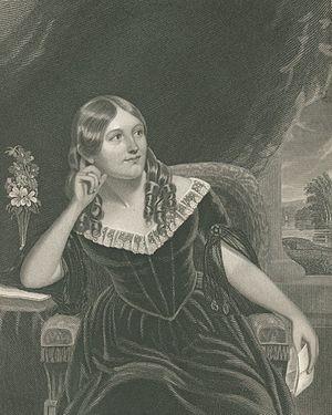 Ann S. Stephens - Ann S. Stephens, circa 1844