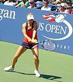 Anna Chakvetadze 2 - 2009 US Open.jpg