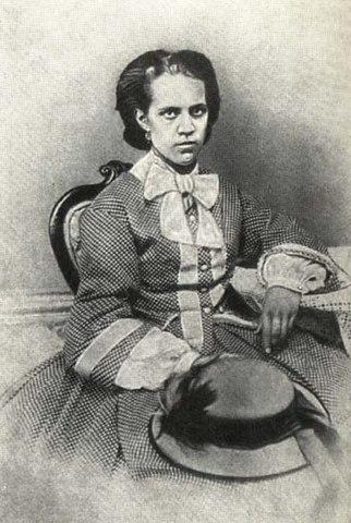 А.Г.Достоевская, фото 1860-х