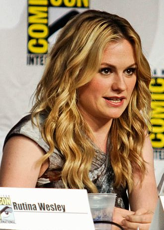 Anna Paquin - Paquin at the 2010 Comic Con International