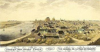 Ansicht der Stadt Coeln, ca. 1800.jpg